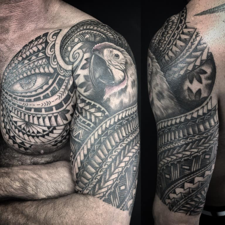 Polynesian Tattoo Artists in Fort Lauderdale | Bad Habits Tattoos