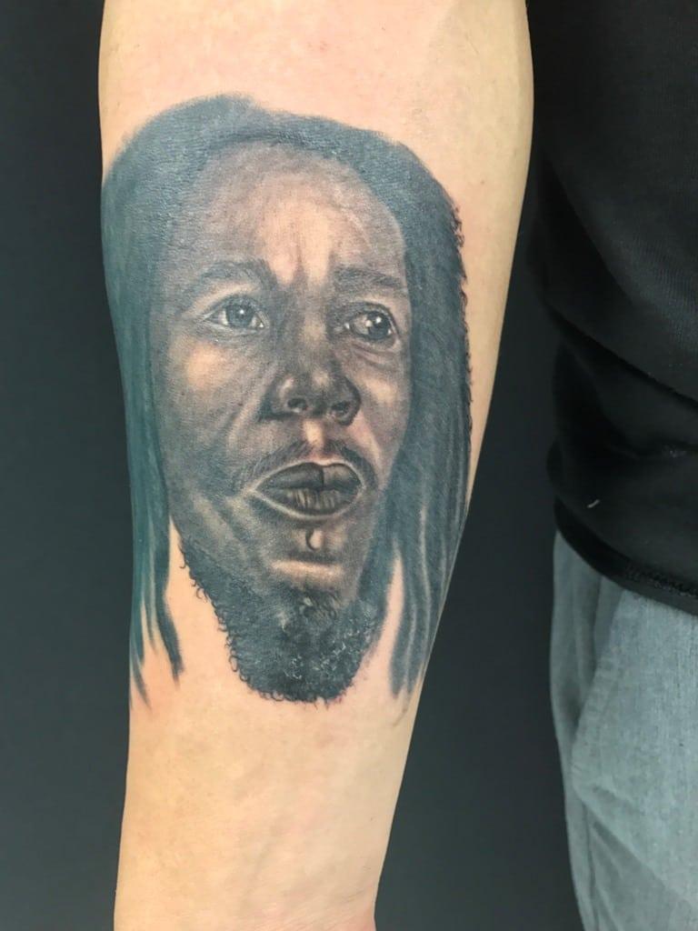 Best Portrait Tattoo Artists In Fort Lauderdale Bad Habits Tattoos