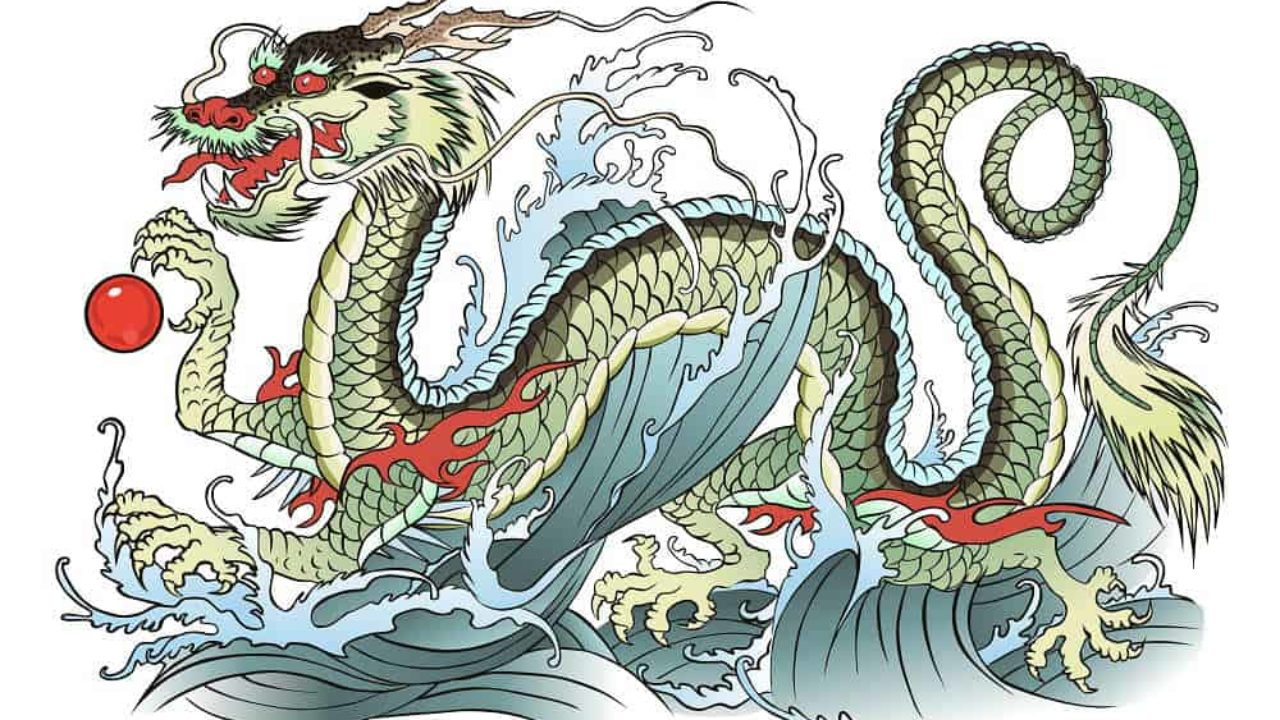 Chinese Vs Japanese Dragon Tattoos Styles And Meanings Bad Habits Tattoos