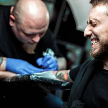 How to Deal With Tattoo Pain