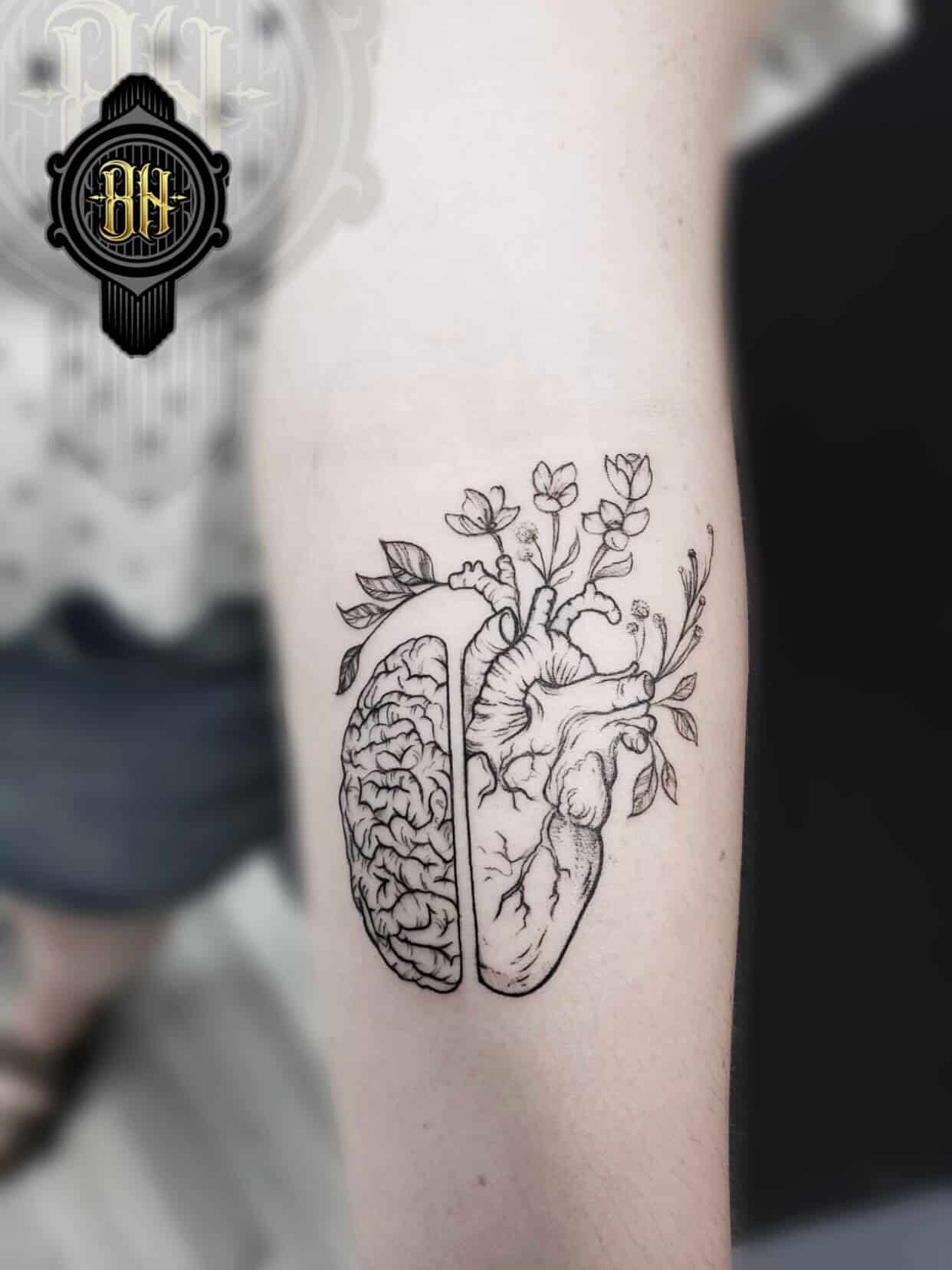 Blackwork - Black and White Tattoos in Fort Lauderdale | Bad Habits ...