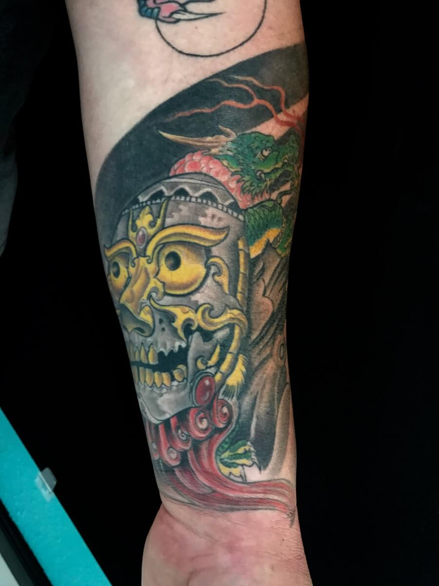 Color Tattoo Artists in Fort Lauderdale | Bad Habits Tattoos