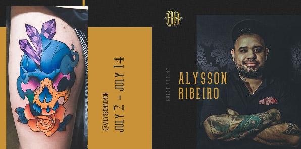 Alyson Ribeiro